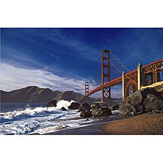 Golden Gate Bridge: San Francisco